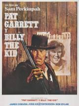 """Постер к фильму """"Пэт Гэрретт и Билли Кид"""""""
