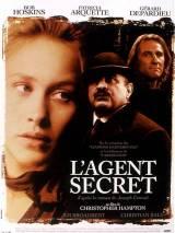 """Постер к фильму """"Секретный агент"""""""