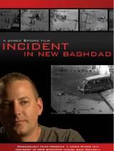 """Постер к документальному фильму """"Инцидент в Новом Багдаде"""""""