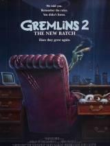 """Постер к фильму """"Гремлины 2: Новенькая партия"""""""