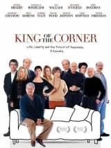 """Постер к фильму """"King of the Corner"""""""