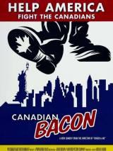 """Постер к фильму """"Канадский бекон"""""""