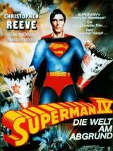 """Постер к фильму """"Супермен 4: В поисках мира"""""""