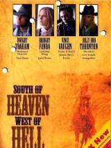 """Постер к фильму """"К югу от рая, к западу от ада"""""""