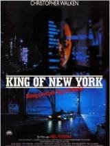 """Постер к фильму """"Король Нью-Йорка"""""""