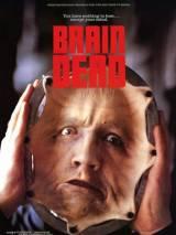 """Постер к фильму """"Мертвый мозг"""""""