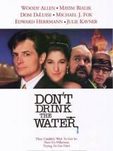 """Постер к фильму """"Не пей воду"""""""