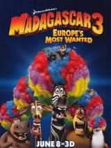 """Постер к фильму """"Мадагаскар 3"""""""