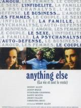 Кое-что еще / Anything Else