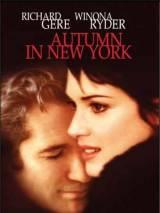 Осень в Нью-Йорке / Autumn in New York