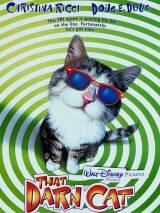 Эта дикая кошка / That Darn Cat