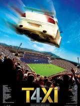 Такси 4 / Taxi 4