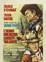 Человек, который застрелил Либерти Вэлланса / The Man Who Shot Liberty Valance