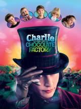 """Постер к фильму """"Чарли и шоколадная фабрика"""""""