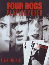 Четыре собаки в игре в покер / Four Dogs Playing Poker