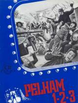 Захват поезда Пелэм 1-2-3 / The Taking of Pelham One Two Three
