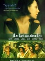 Последний сентябрь / The Last September