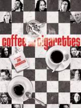 """Постер к фильму """"Кофе и сигареты"""""""