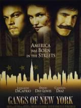 """Постер к фильму """"Банды Нью-Йорка"""""""