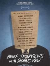 Короткие интервью с подонками / Brief Interviews with Hideous Men