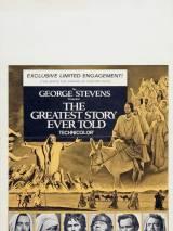 Величайшая из когда-либо рассказанных историй / The Greatest Story Ever Told