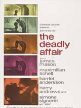 Дело самоубийцы / The Deadly Affair