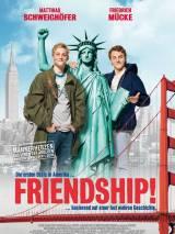 Том и Вайт уделывают Америку / Friendship!
