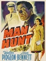 Охота начеловека / Man Hunt