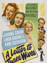 Письмо трем женам / A Letter to Three Wives