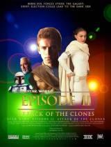 """Постер к фильму """"Звездные войны: Эпизод 2 - Атака клонов"""""""