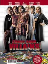 Негодяи из комиксов / Comic Book Villains