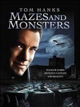 Зловещая игра / Mazes and Monsters