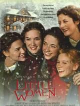 """Постер к фильму """"Маленькие женщины"""""""