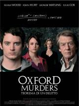 Убийства в Оксфорде / The Oxford Murders