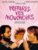 Приготовьте носовые платки / Préparez vos mouchoirs