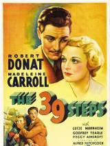 39 ступеней / The 39 Steps