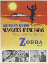 Грек Зорба / Zorba the Greek