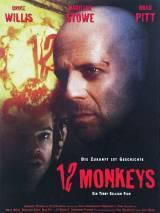 """Постер к фильму """"12 обезьян"""""""