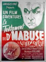Завещание доктора Мабузе / The Last Will of Dr. Mabuse