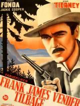 Возвращение Фрэнка Джеймса / The Return of Frank James