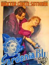 Синяя гардения / The Blue Gardenia