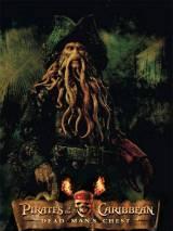 """Постер к фильму """"Пираты Карибского моря 2: Сундук мертвеца"""""""