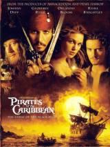 """Постер к фильму """"Пираты Карибского моря: Проклятие Черной жемчужины"""""""