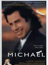 """Постер к фильму """"Майкл"""""""