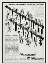 Армейский парад / Paramount on Parade