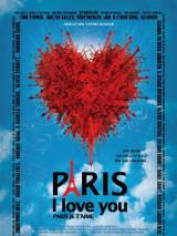 """Постер к фильму """"Париж, я люблю тебя"""""""