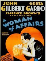 Женщина дела / A Woman of Affairs