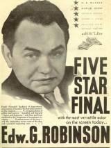 Пять последних звезд / Five Star Final