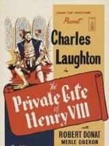 Частная жизнь Генриха VIII / The Private Life of Henry VIII.
