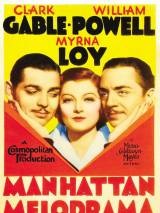 Манхэттенская мелодрама / Manhattan Melodrama
